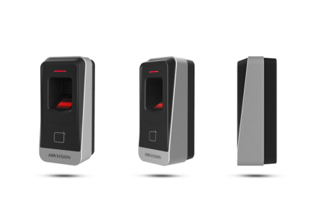 DS-K1803MF指紋讀卡器