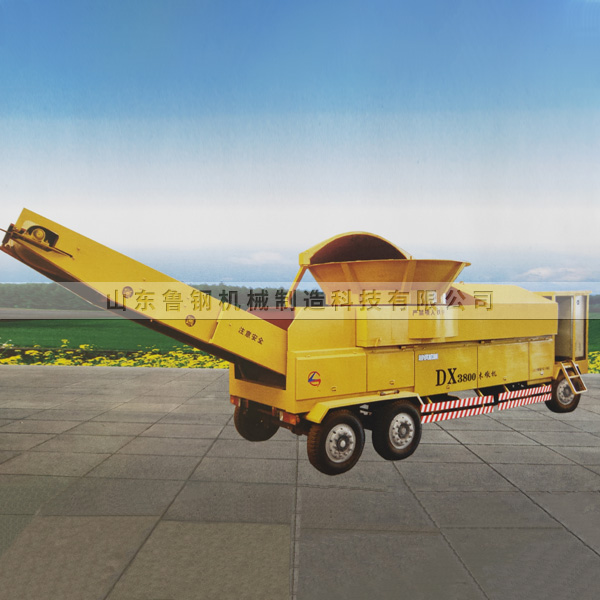 How to reduce the production cost in the process of operating the wood crusher?