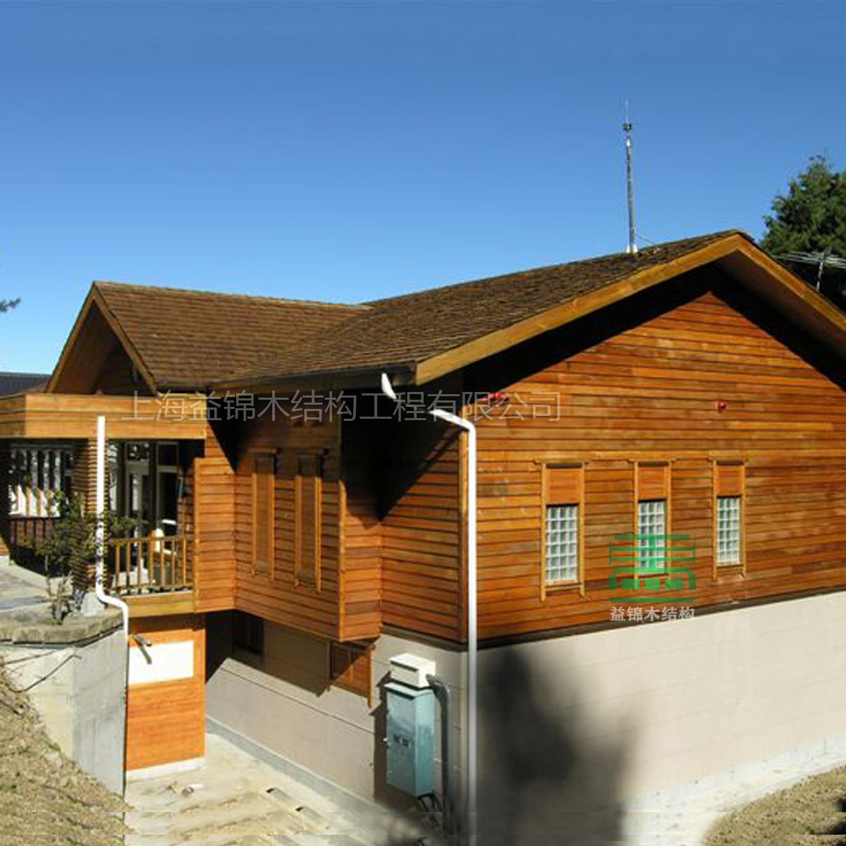 木结构建筑房屋