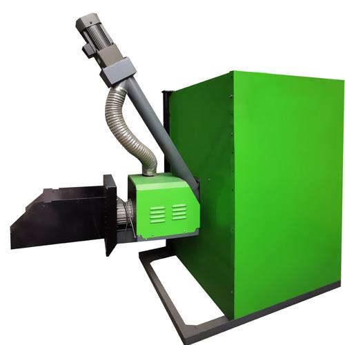 自动清焦生物质颗粒燃烧机