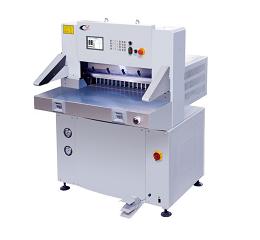 QZYK660DL7 程控切纸机