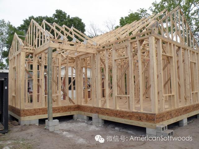 轻型木结构别墅市场发展快的原因是什么