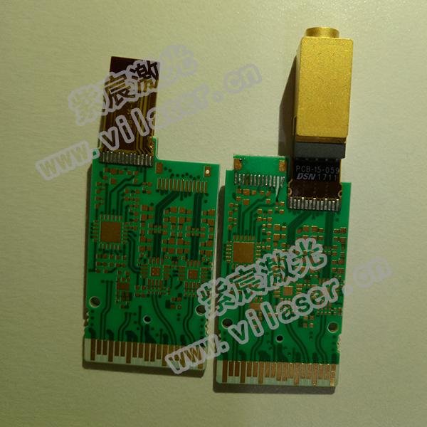 光通讯40G模块FPC与PCBA焊接应用案例