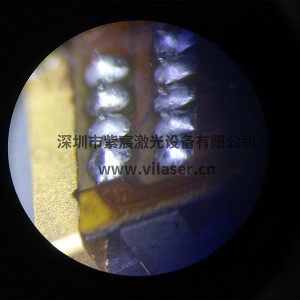 25G光通讯模块BOX与PCBA焊接效果