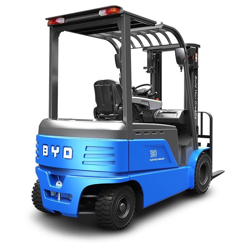 3.0-3.5吨均衡重式叉车