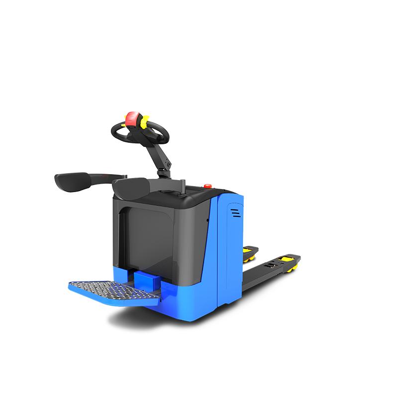 P20JS_2.0T步辇儿式站驾式托盘搬运车