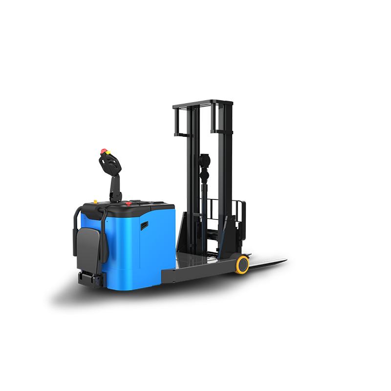 15TPS_1.5T步辇儿式站驾式托盘堆垛车