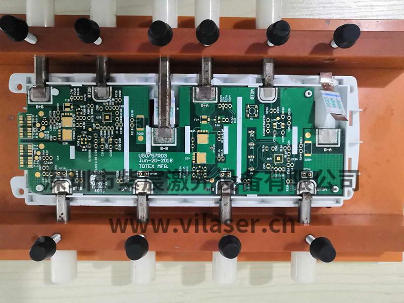 动力电池激光焊锡