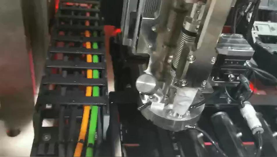 手机摄像头模组喷锡球激光自动焊接成功案例