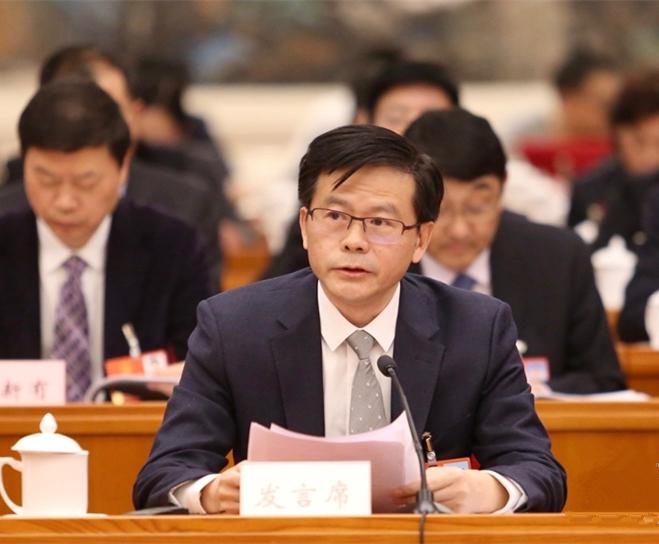 全国人大代表杨自力发声推进海绵城市建设