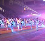 弘扬体育精神 爱尚跆拳道500人大型汇演在沪成功举办