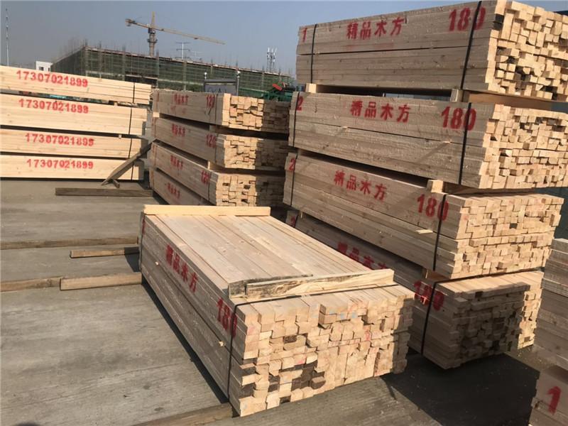 木材加工厂是如何保证木枋质量的呢?