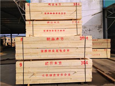 铁杉建筑木枋