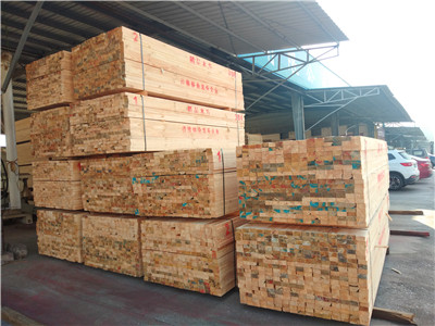 铁杉工程木枋