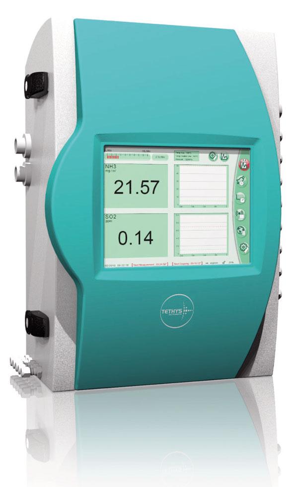 烟气分析仪CEM500