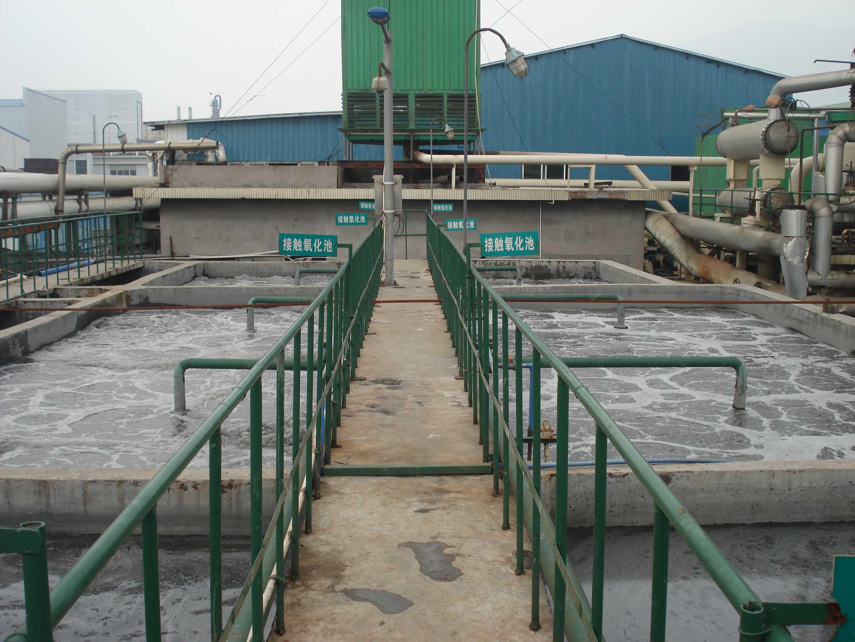 湖北正博革业有限公司污水治理回用工程