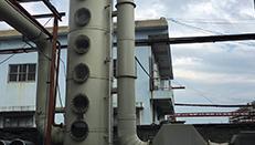 湖南铂固标准件制造有限公司酸洗废气治理工程