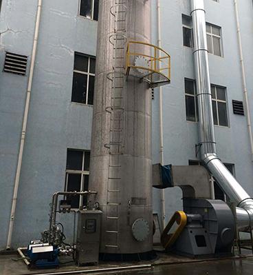 DMF回收塔
