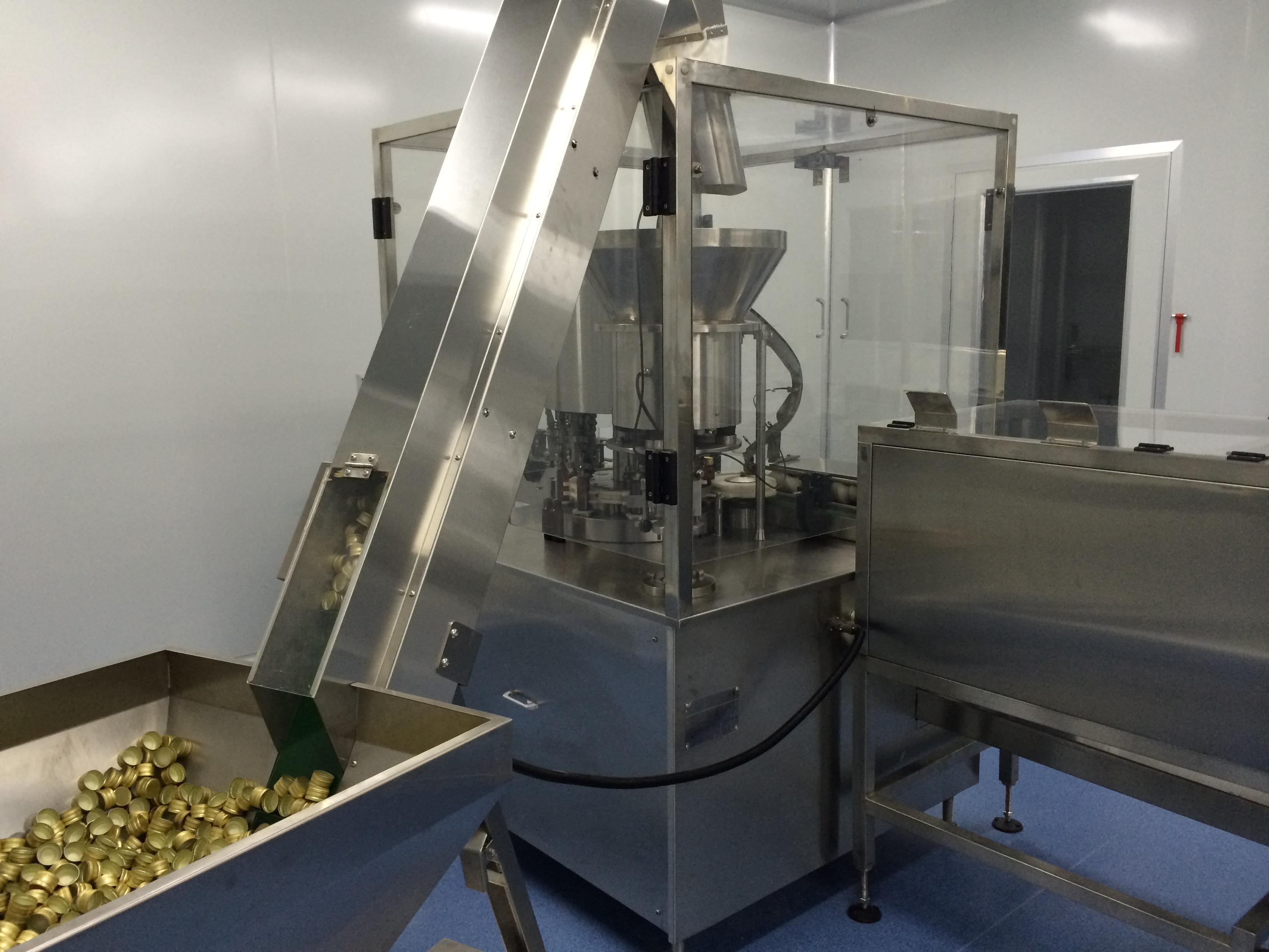 秋葵汁加工生產線