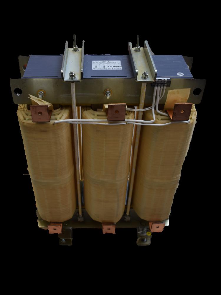 DC smoothing reactor