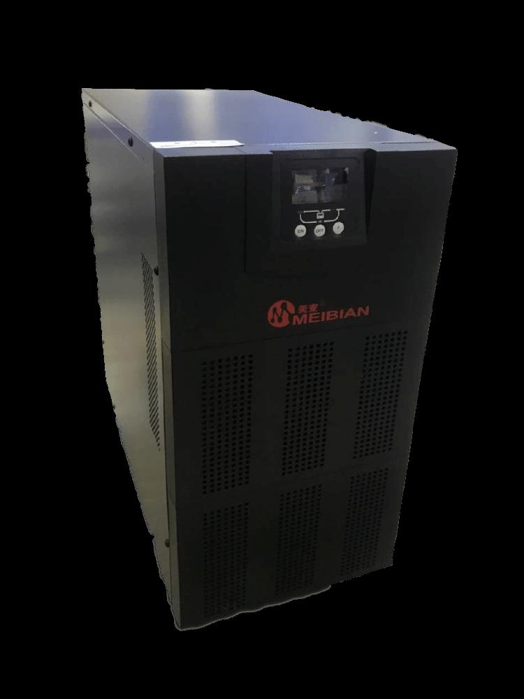 UPS-three input three output power frequency uninterruptible power supply