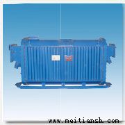 Flameproof dry-type transformer for mine