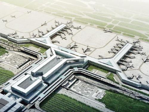 虹桥机场工程