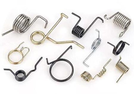 异形弹簧的制作方法与过程