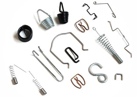 什么是异型弹簧,异型弹簧的种类?
