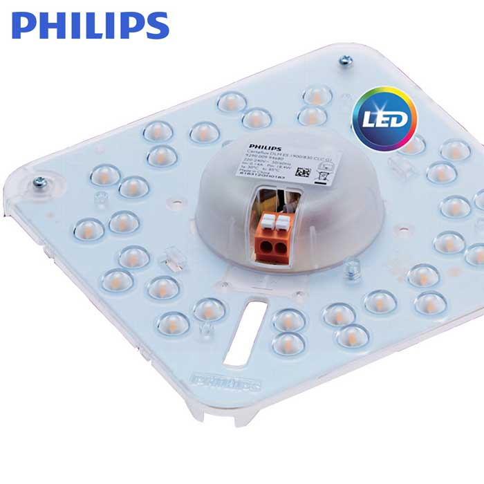 飞利浦LED吸顶灯关了以后为什么还会发亮