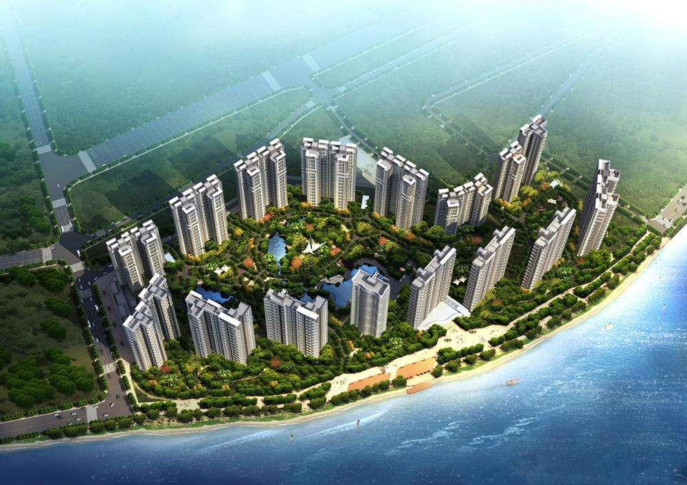 Foshan Zhonghai Jinsha Waterfront