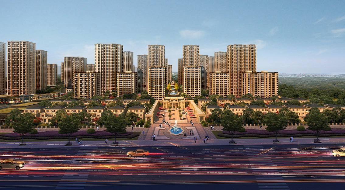 Hefei Jiayuan Paris City