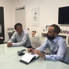欧宝娱乐代理申请米兰promoItalia 医疗美容集团合作交流