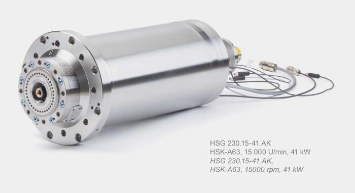 上海川奇帶您一起了解德國Diebold高頻電主軸的優點!
