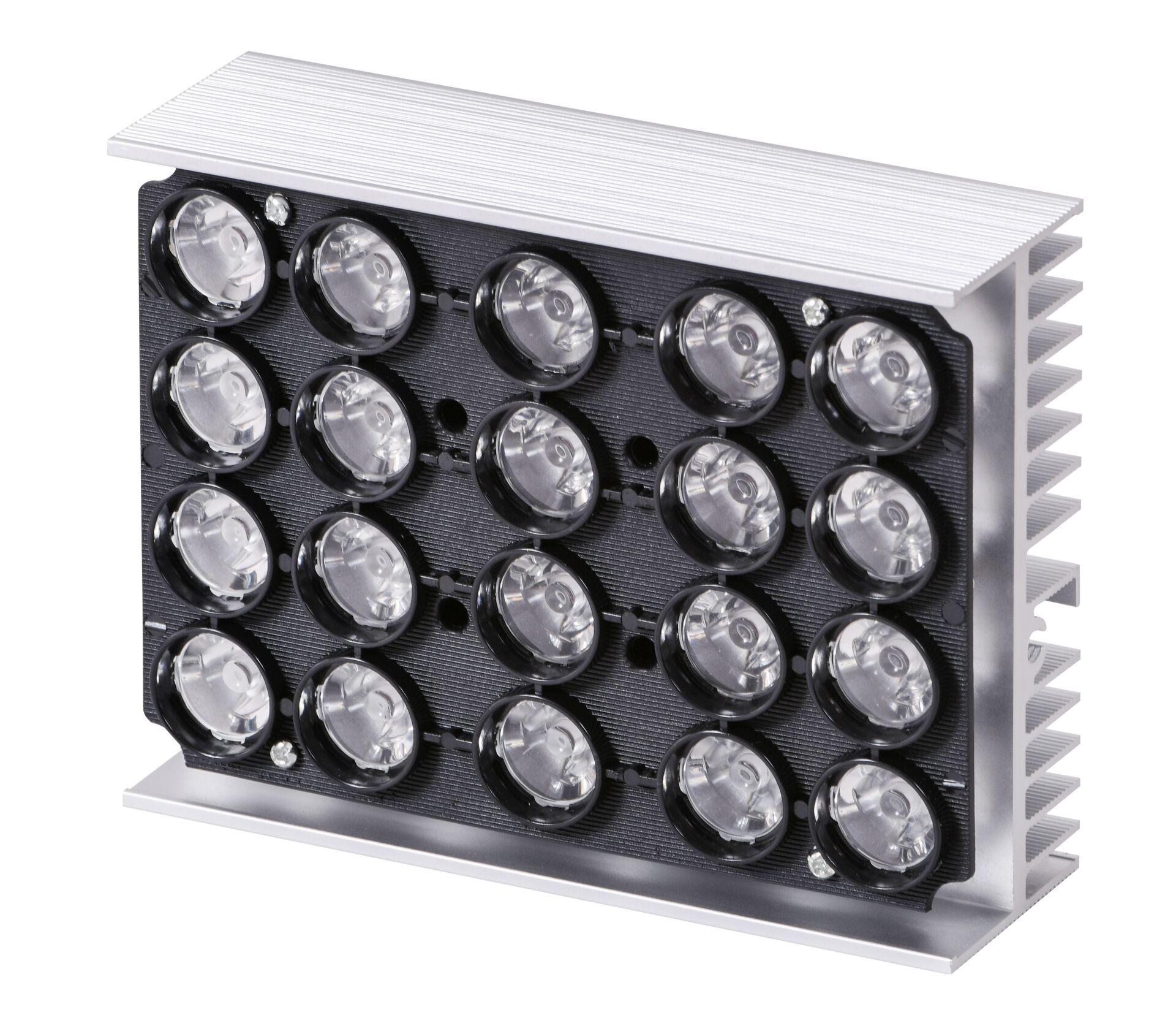 車牌識別箱內補光燈