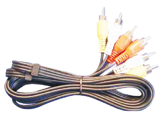 RCA高级音视频连接线