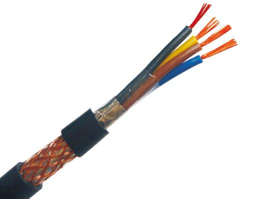 对绞型屏蔽电线