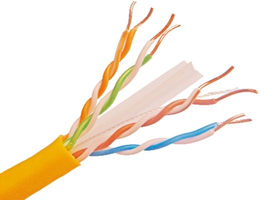 六类数字通信线缆