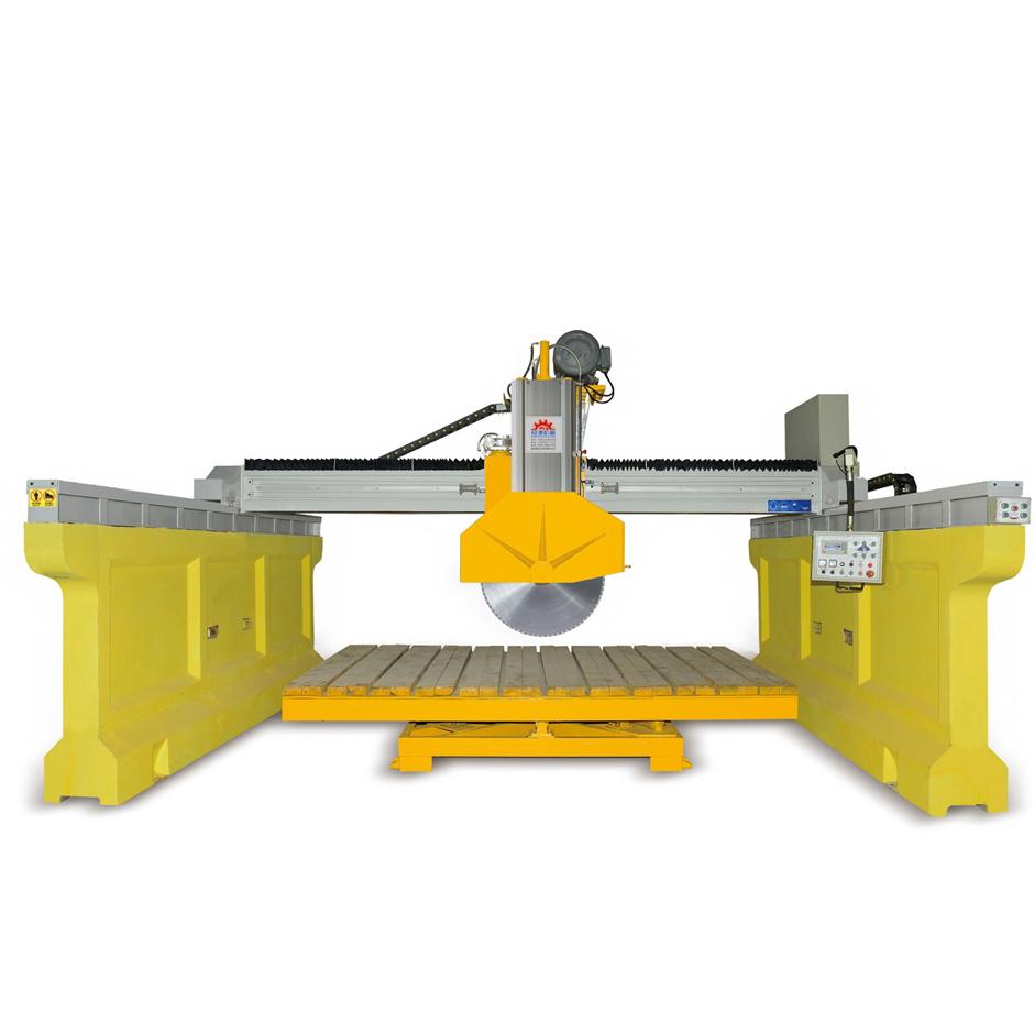 Gy-1200 bridge type cutting machine