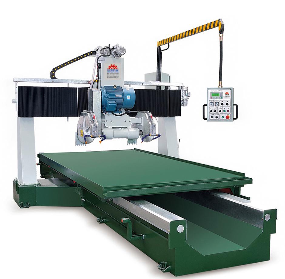 Gy-1900 bridge shaped cutting machine