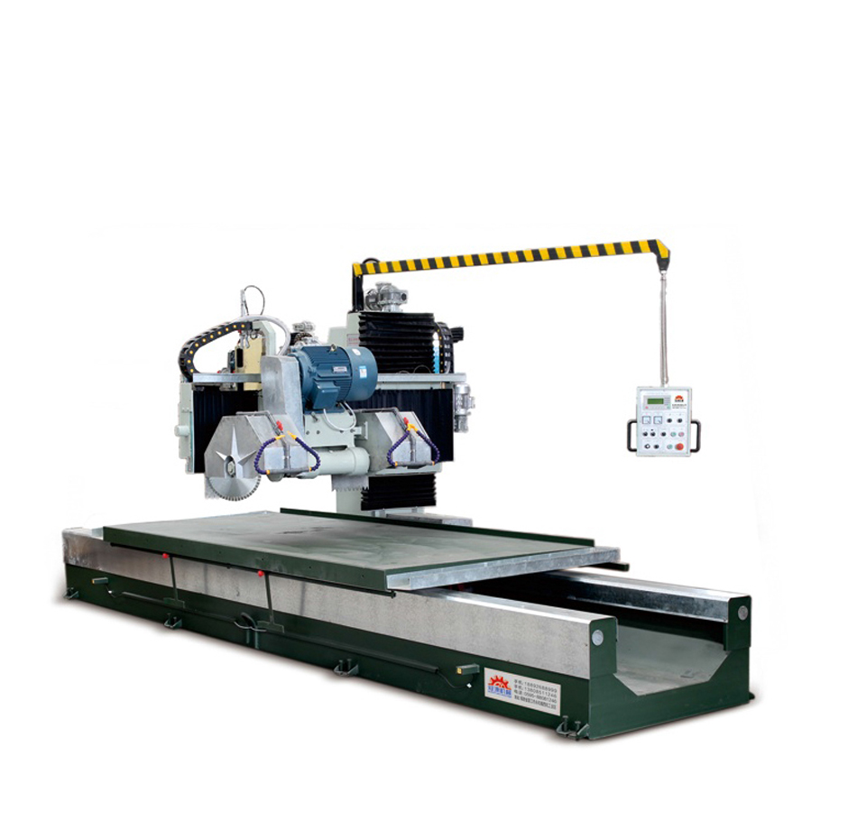 Gy-800 computer controlled profiled line cutting machine