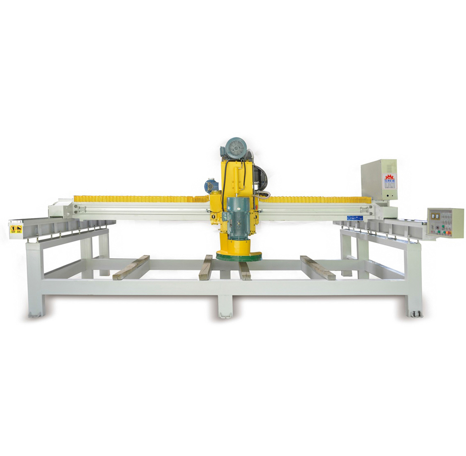 Gy-800 bridge type plate bottom trimming machine
