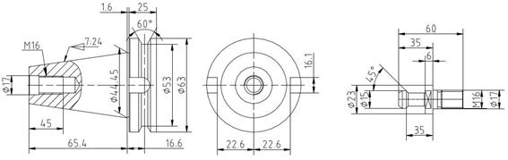 功率及扭矩图