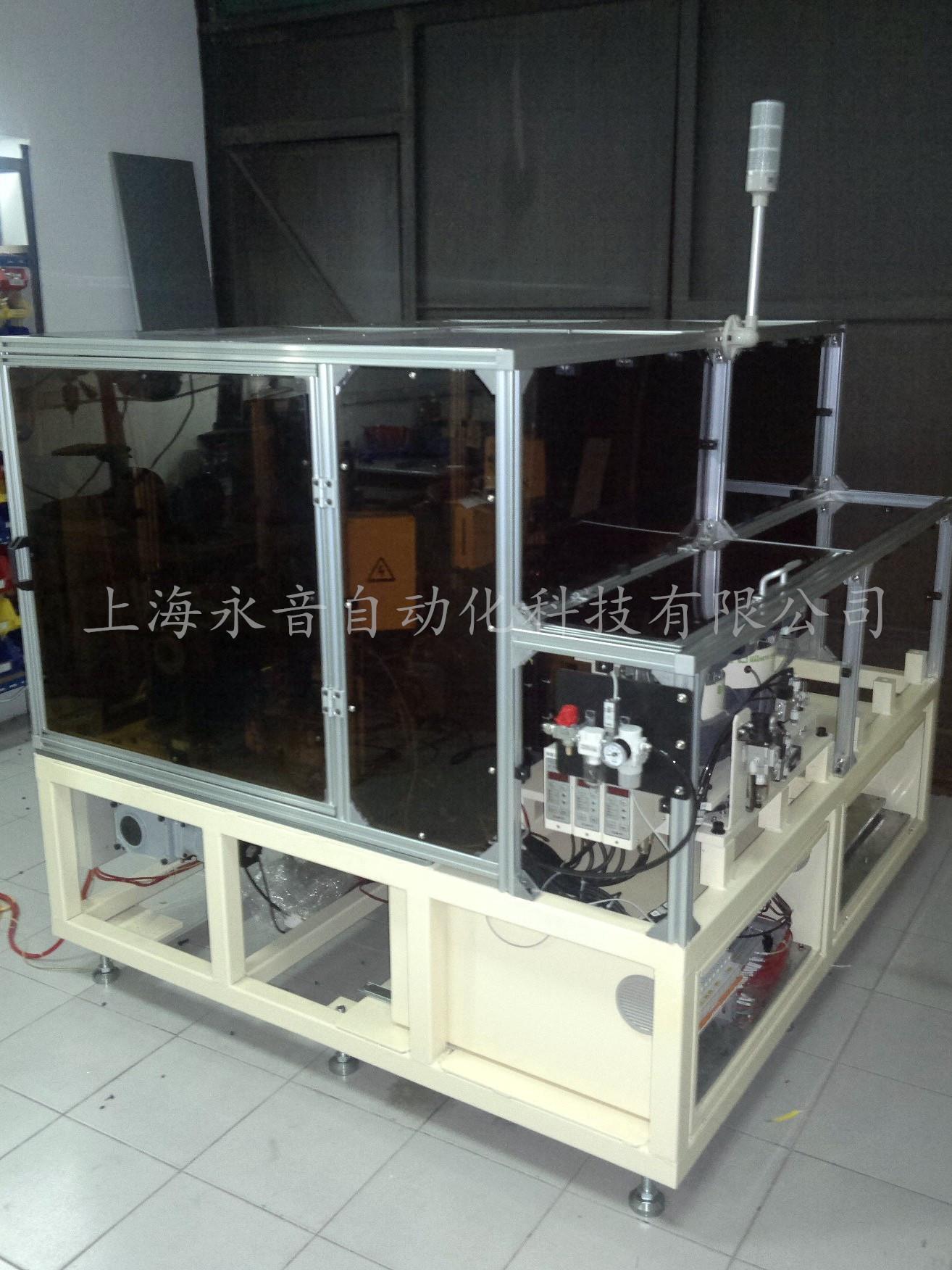 橡膠件全自動檢測機