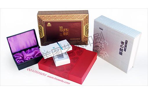 特产礼盒印刷