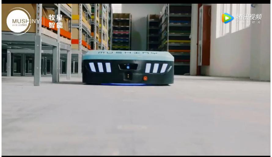 三方仓储视频