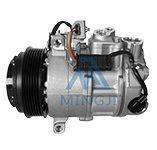 MJ51016 6缸奔驰带线圈4针插头
