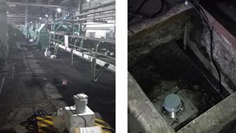 国信扬州发电有限公司原煤仓