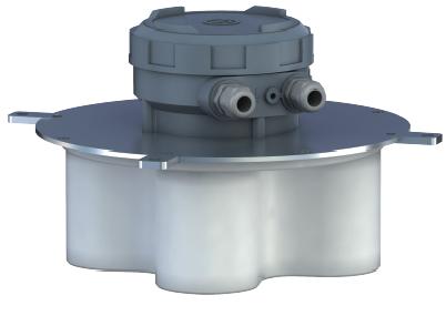140GHz利马克3D物位扫描仪