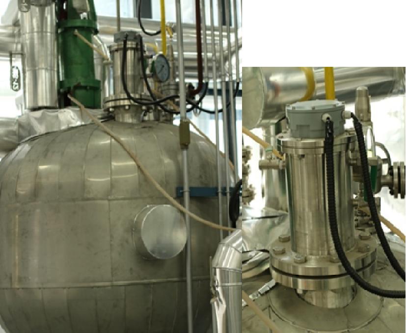 光热发电高温熔融盐蓄热系统